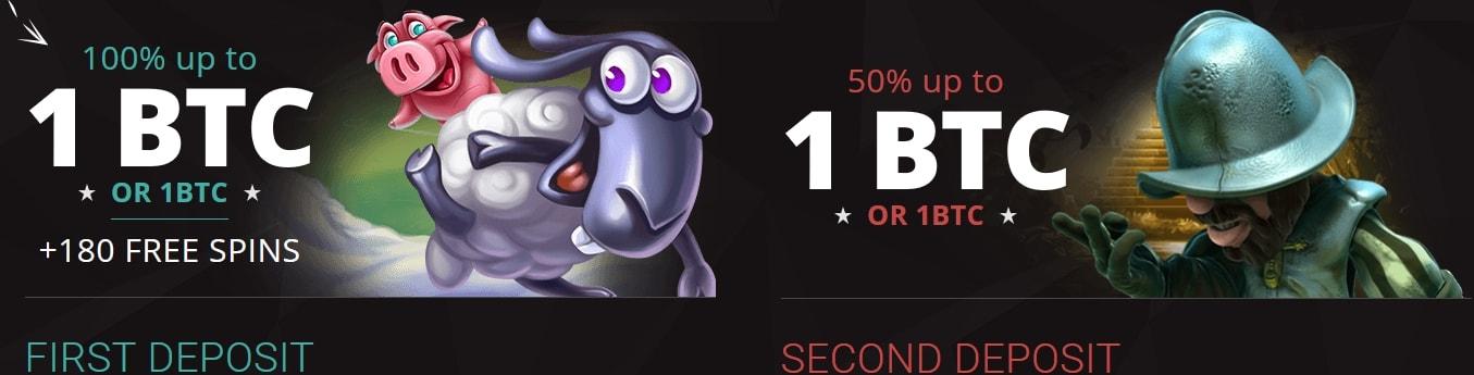 bitstarz casino welcome bonus
