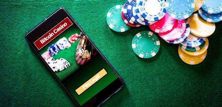 legal online bitcoin casino