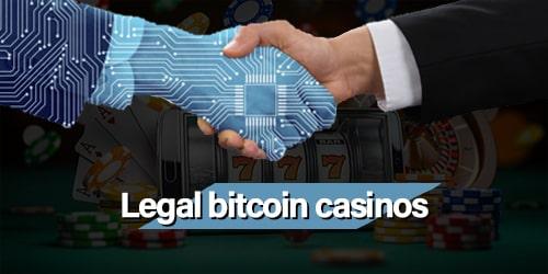 legal online bitcoin casinos