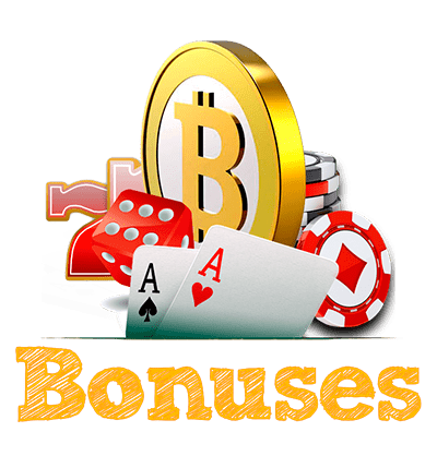 best bitcoin casino bonuses