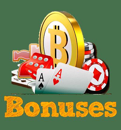 best bitcoin casino bonuses