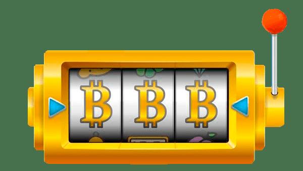 bitcoin slots game