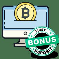 first deposit bouns