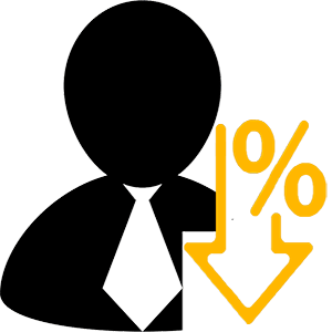 low percentage on withdrawal bitcoin
