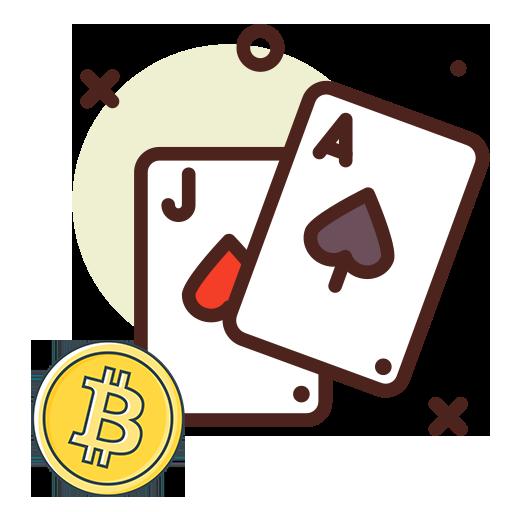 BTC blackjack