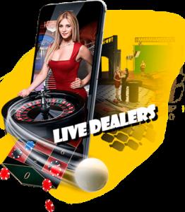 bitcoin casino live