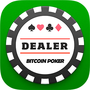 bitcoin poker dealer