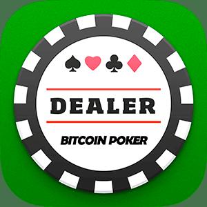 bitcoin poker dealer