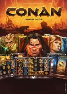 Conan - NetEnt slot for US players