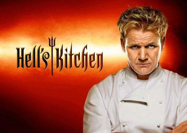 Hells kitchen NetEnt slot