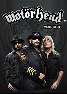 Motorhead - NetEnt slot for US players