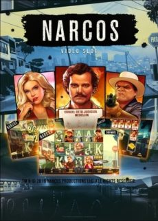 Narcos - NetEnt slot for US players