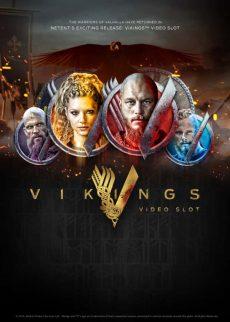 Vikings - NetEnt slot for US players