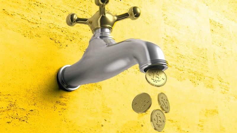 bitcoin gambling with faucet