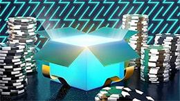 Cloudbet casino welcom bonus