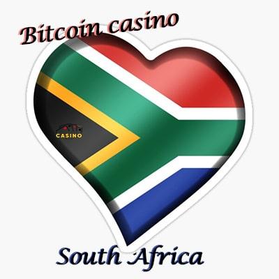 bitcoin casino Africa