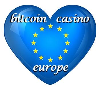 Bitcoin casino EU