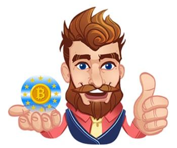 Bitcoin casino Europe