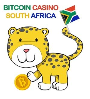 bitcoin casino South Africa