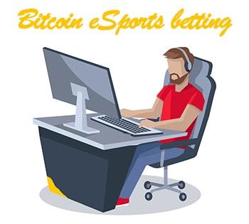 bitcoin eSports betting
