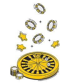 Roulette in bitcoin casino