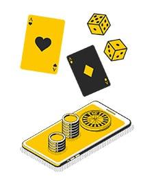 Bitcoin casino live games